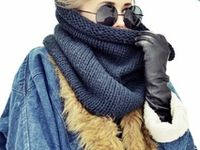 There are so many ways to stay fashionable in the winter even under layers of coats, scarves and hats.  Here are my favorite Winter Fashion ideas!  Be sure to visit moorea-seal.com for more inspiration.