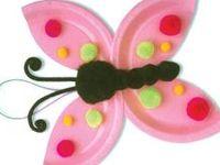thema kriebeldieren rupsen en vlinders
