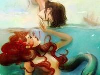 Mermaids & Fisherman!