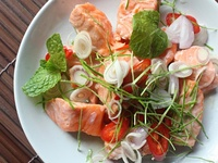 RECIPES: SALADS on Pinterest | Vinaigrette, Buttermilk Dressing and ...