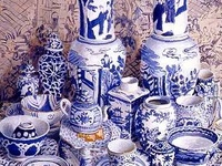 Blue & White Obsession