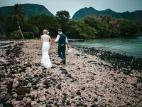 Belle Destination Weddings & Events, Maui / Loving my job!