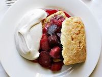 ... Desserts on Pinterest | Cobbler, Blueberry Pies and Berry Cobbler