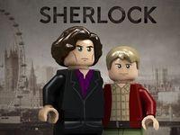 It's Sherlock
