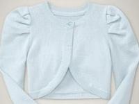 Pale Blue Clothes