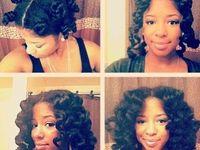 Natural Hair Twist Out Havanna Twist Hair braider Sewin