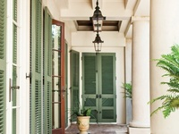 Porch Envy - Verandah - Piazza - Terrace - Gallery - Potico - Galilee - Sunporch - Porte Cochere