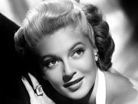 Lana Turner (February 8, 1921 – June 29, 1995) was an American actress popular during the 1940s and 1950s.