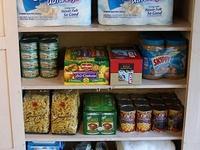 Emergency Preparedness food storage