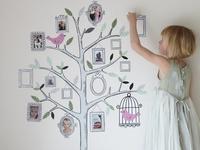 MOTIF: FAMILY TREES
