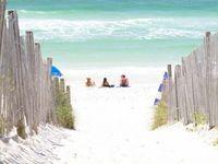 Gulf Of Florida.... Santa Rosa, Destin, Ft Walton, Watercolor, FLORIDA (My_retirement_dream)