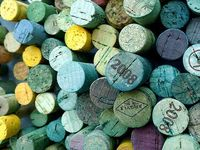 I truly have a million corks and am always looking for something new to make with them.