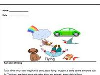 Custom printable writing paper for kindergarten - Can You Write My ...