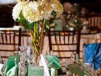 """Some of our favorite wedding centerpieces.  From classic & elegant to funky & fun!  These are not your """"traditional"""" floral centerpieces!"""