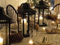 Tablescapes on Pinterest | Table Settings, Blue And White and Tables