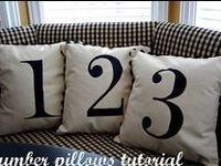 Pillows - DIY