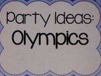 party ideas--Olympics