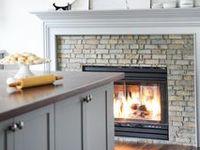 Fireplace #InteriorDesign. Interior Design by Jil Sonia McDonald of www.JilSoniaInteriors.com