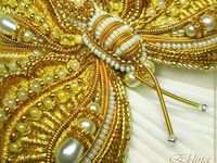 Project Inspirations: Bead Embrordery