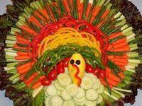 ... Pinterest | Vegetable platters, Butternut squash and Halloween candy