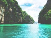 an ongoing travel inspiration board of places to go and things to see