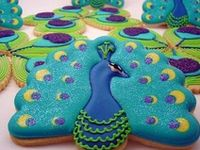 Brilliant, beautiful, and stylish peacock themed party ideas!
