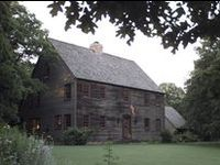 Saltbox Heaven  and Colonial love♥