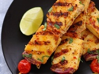 Mouth-watering Indian vegetarian recipes from some wonderful food bloggers around the world.