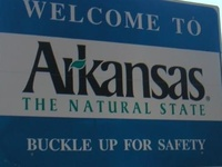 I love my home state of Arkansas! Beautiful, land of opportunity, and the natural state!