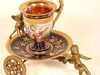 Cups & Mugs / Cups & Mugs, Antique Tea Cups,