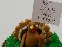 Thanksgiving Cupcakes / Cakes