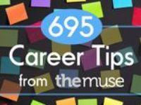 Career/Work/Study Tips