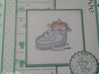 House Mouse Stamps