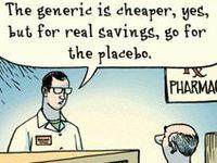 Pharmacy & Big Pharma, Drugs & Pills, Cartoons and Comics.