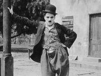Charlie Chaplin :-)