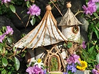 Fairy Houses, Doll Houses