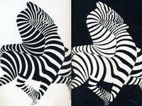 illusions gestalt optical illusion theory ptical percepcion opticas schilderijen aparte ilusiones curioso rt visual