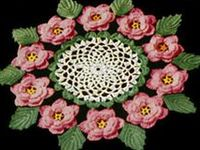 Doilies♡To♡Crochet