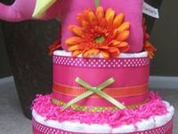 Baby Shower Ideas & Cakes