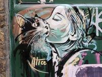 Cats & Street Art