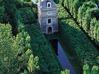 This is a collection of images related to follies, outbuildings, poolhouses, and other unique structures #folly, #follies, #outbuildings, #poolhouses