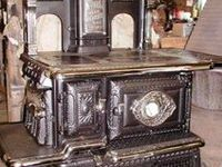 Wood Stoves, Fireplaces & Old Cookin Stoves