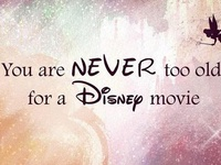 91% Disney. So much stuff worthy of this title... Enjoy it! :)