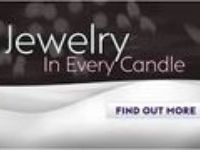 Candles with Jewelry ~ order here https://www.jewelryincandles.com/store/sparklyaromas