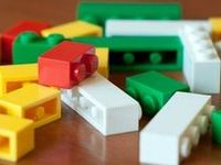Lego Play n Learn / Lego learning activities for kids. Lego homeschool activities and Lego games.