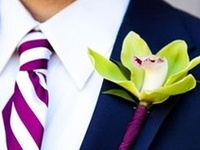 corsages, buttonholes and boutonnieres to admire and inspire