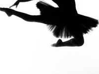 Photos of dancers and ballet