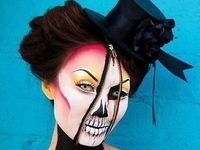 469 best face paint and cosplay images on Pinterest ...