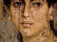 fayoum, egyptian mummy portraits