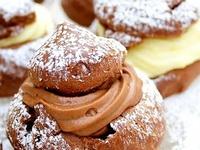 291 Best Donut Eclair Creampuffs Images On Pinterest